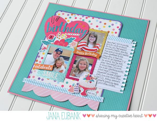 Jana Eubank PageMaps February Birthday Tables 4 600