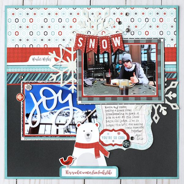 Jana Eubank PageMaps March 2018 Echo Park A Perfect Winter Joy 1 600