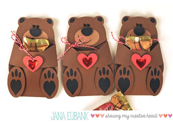 Jana Eubank - Studio 5 - Bear Valentines 1 600