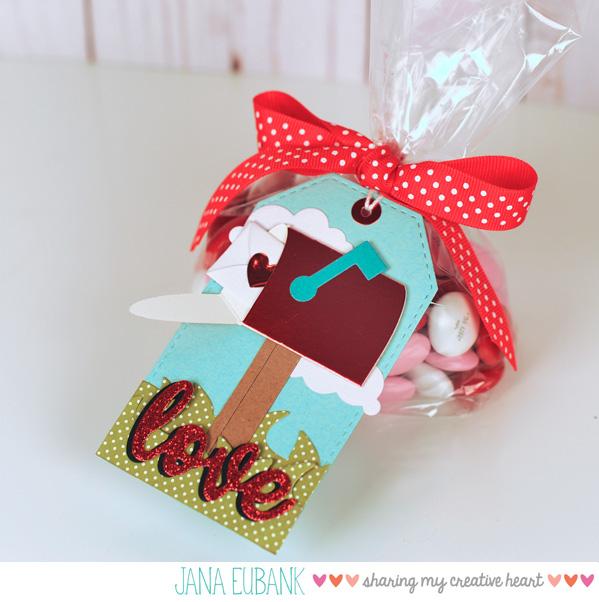 Jana Eubank - Studio 5 - Mailbox Love Tag 1 600