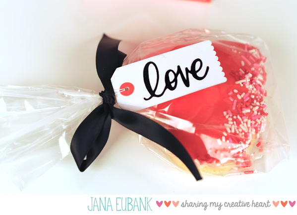 Jana Eubank - Studio 5 - Valentine Cookie Door Hanger Box 3 600