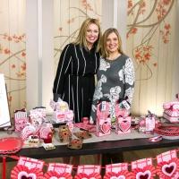 Studio 5: FREEBIE Valentine's Day Door Hanger Cut File