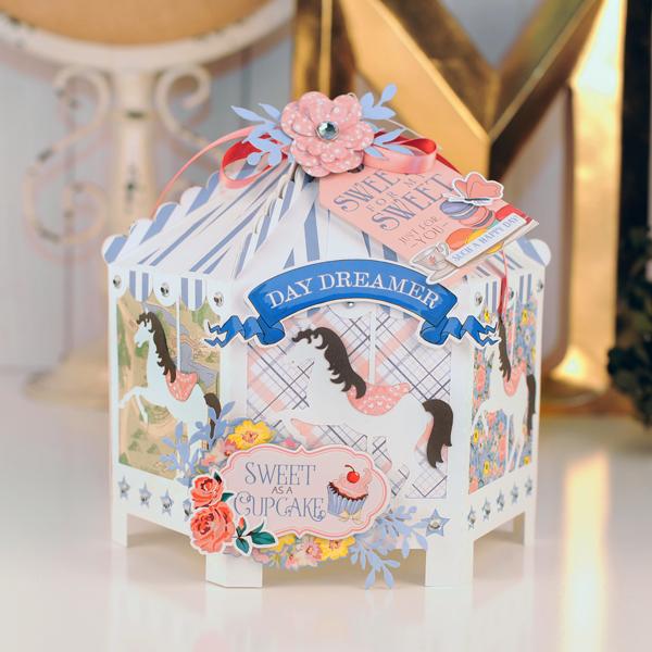 Jana Eubank Carta Bella Practically Perfect Carousel Box 1 600