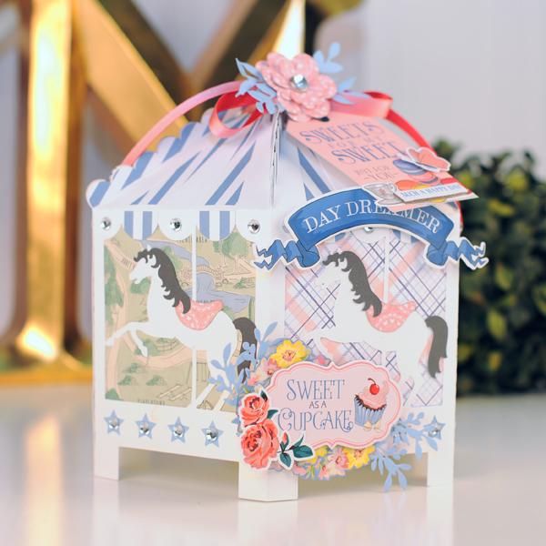 Jana Eubank Carta Bella Practically Perfect Carousel Box 3 600