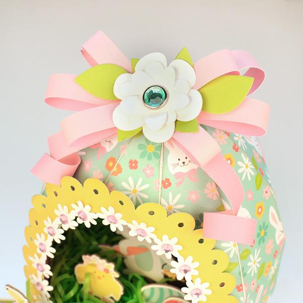 Jana Eubank Hello Easter Paper Sugar Egg 2 600 e