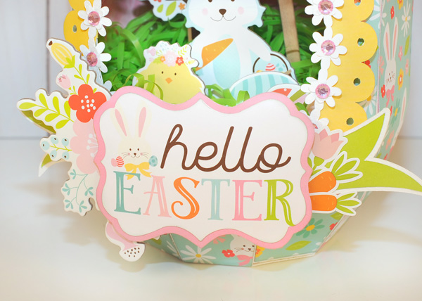 Jana Eubank Hello Easter Paper Sugar Egg 4 600