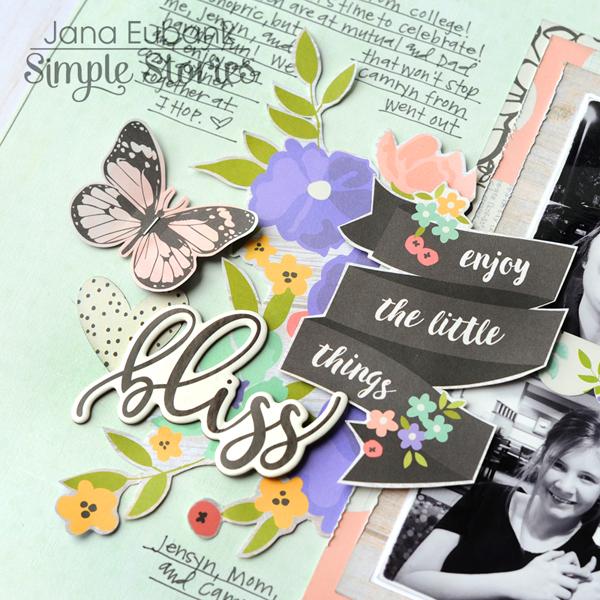 Jana Eubank Simple Stories Bliss Enjoy Little Things 4 600