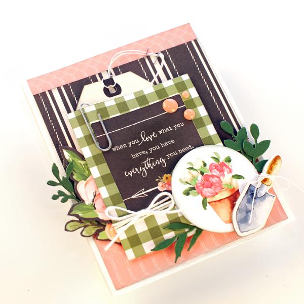 Jana Eubank Spring Market Door Gift Bag 10 600