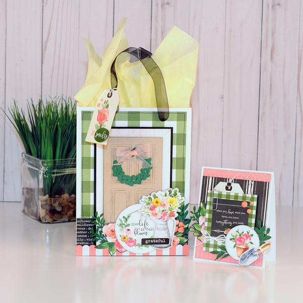 Jana Eubank Spring Market Door Gift Bag 4 600