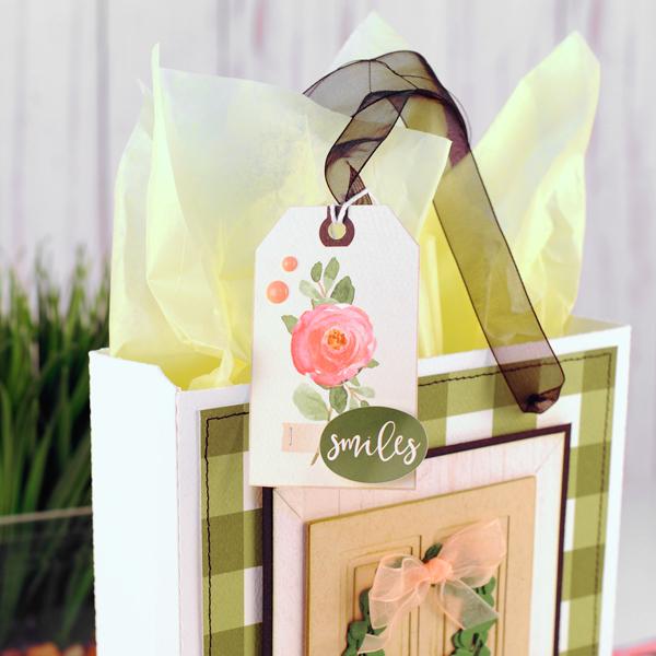 Jana Eubank Spring Market Door Gift Bag 6 600