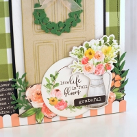 Carta Bella Paper: Door Gift Bag & Card