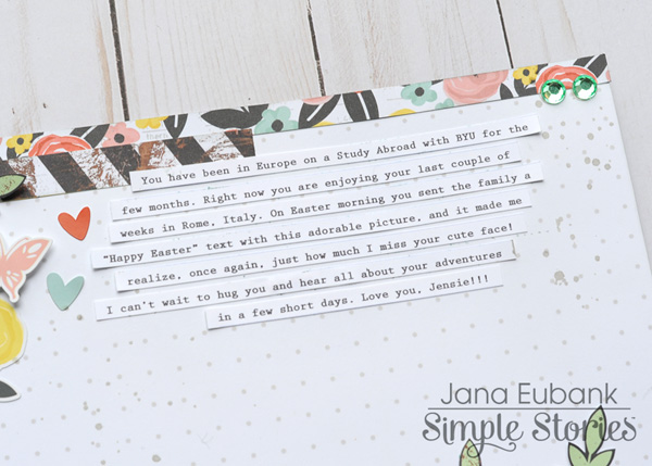 Jana Eubank Simple Stories Welcome Spring Hello Sunshine 3 600