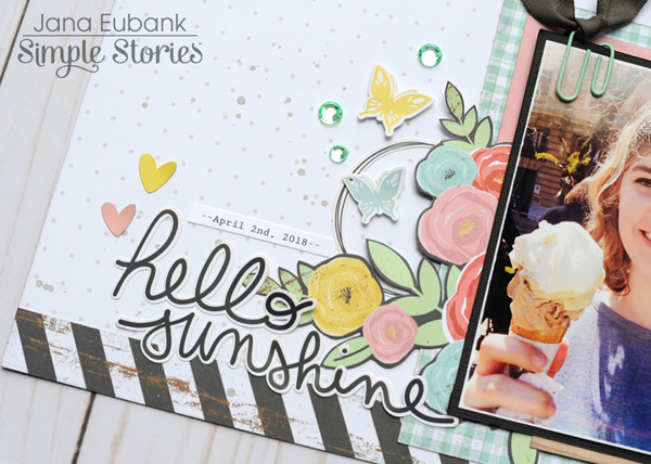Jana Eubank Simple Stories Welcome Spring Hello Sunshine 4 600