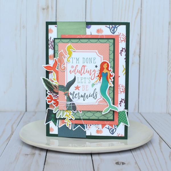 Jana Eubank Echo Park Paper Mermaid Tales Card 1 600