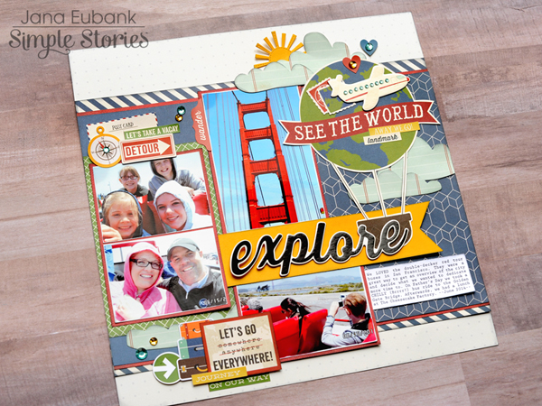 Jana Eubank Simple Stories Travel Notes Explore Layout 6 600