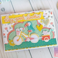 American Crafts: Creating Colorful Birthday Cards with Stay Colorful