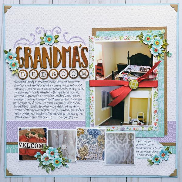 Jana Eubank DCWV Garden Charm Grandma Bedroom 1 600