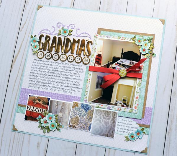 Jana Eubank DCWV Garden Charm Grandma Bedroom 4 600