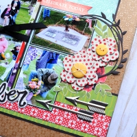 DCWV: Garden Charm Paper Pad