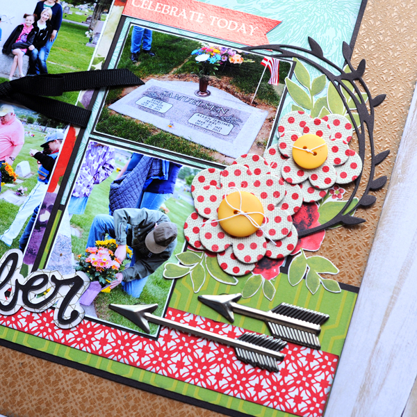 Jana Eubank DCWV Garden Charm Remember 5 600