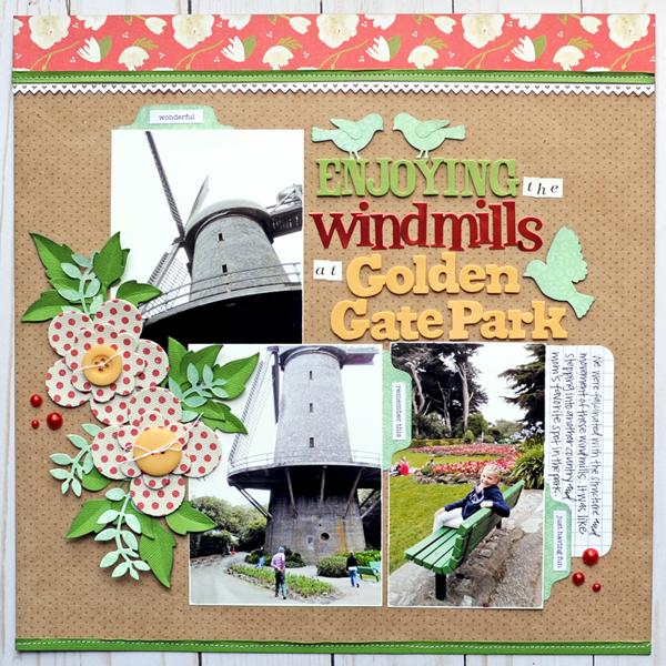 Jana Eubank DCWV Garden Charm Windmills 1 600