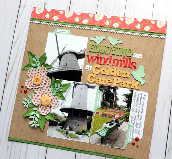Jana Eubank DCWV Garden Charm Windmills 4 600