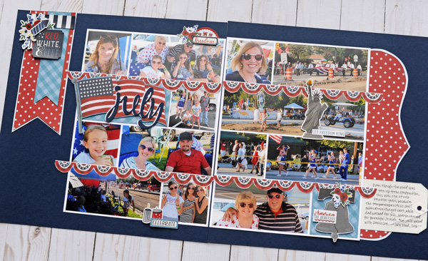 Jana Eubank Echo Park Celebrate American July Layout 9 600