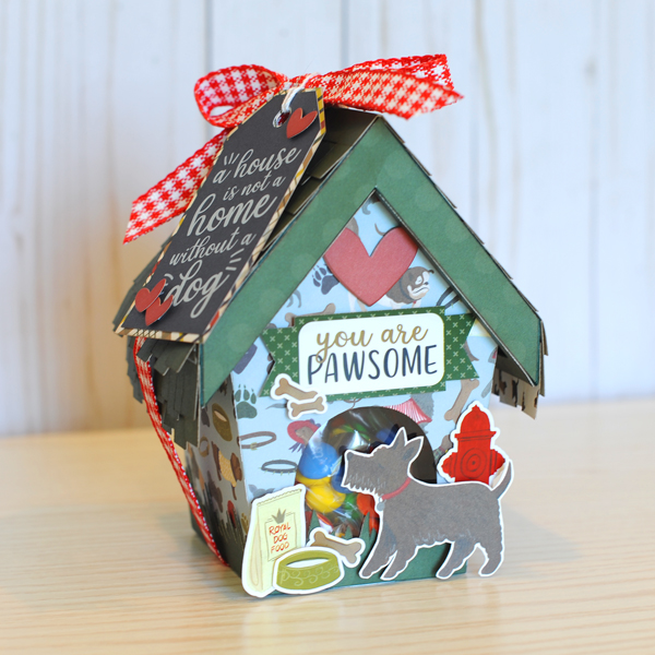 Jana Eubank Echo Park Paper A Dogs Tail Dog House 6 600