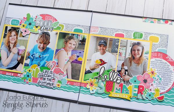 Jana Eubank Simple Stories Hello Summer 7 600