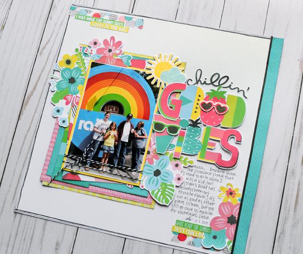 Jana Eubank Simple Stories Hello Summer Good Vibes 5 600