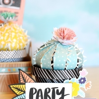 American Crafts: Creating Paper Cacti