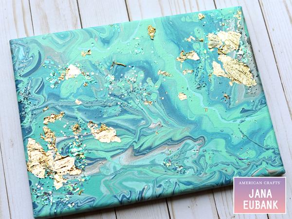 Jana Eubank American Crafts Color Pour 4 600