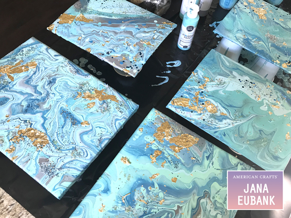 Jana Eubank American Crafts Color Pour 7 600