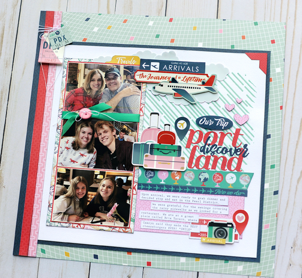 Jana Eubank Carta Bella Pack Your Bags Discover Portland Layout 6 600