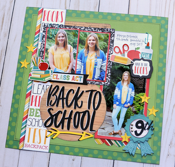 Jana Eubank Echo Park Paper Back To School Layout 6 600