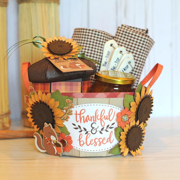 Jana Eubank Echo Park Paper Celebrate Autumn Apple Barrel Basket 1 600