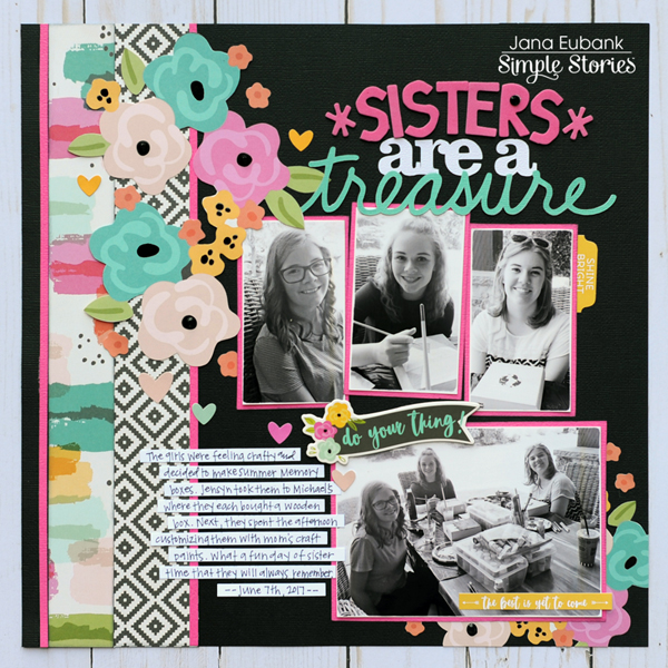 Jana Eubank Simple Stories Good Vibes Sisters 1 600