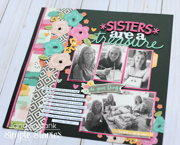 Jana Eubank Simple Stories Good Vibes Sisters 5 600