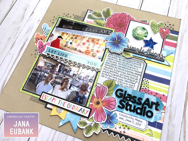 Jana Eubank American Crafts Vicki Boutin Field Notes Layout 5 600