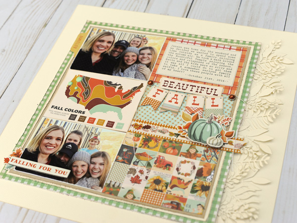 Jana Eubank Carta Bella Fall Break Beautiful Fall Layout 5 600