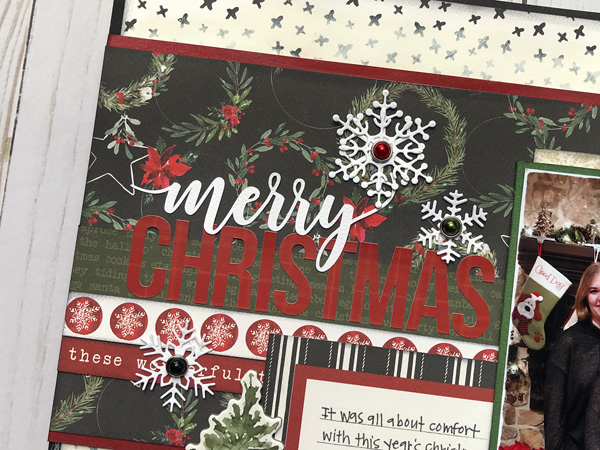Jana Eubank Carta Bella Paper Christmas Layout 2 600