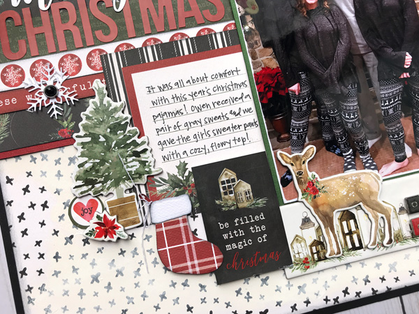 Jana Eubank Carta Bella Paper Christmas Layout 4 600