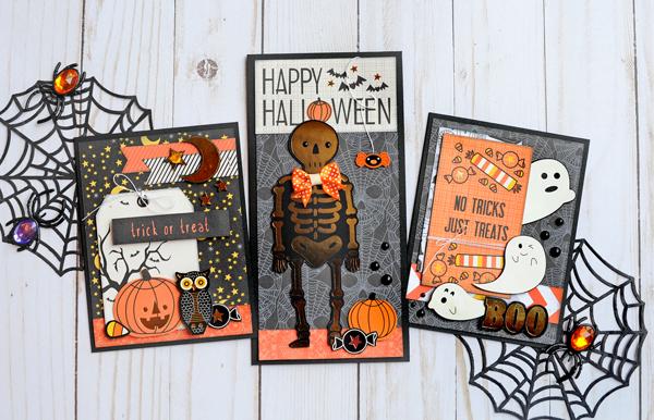 Jana Eubank DCWV Halloween Spirit Cards 1 600