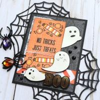 DCWV: Halloween Spirit Cards