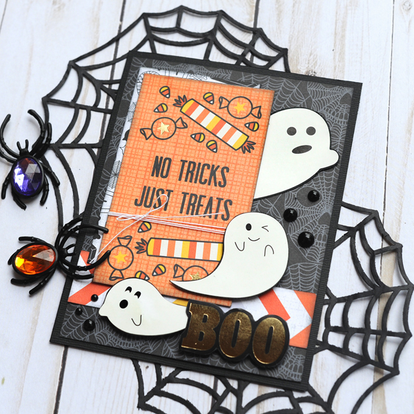 Jana Eubank DCWV Halloween Spirit Cards 4 600