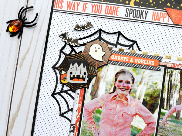Jana Eubank DCWV Halloween Spirit Layout 3 600
