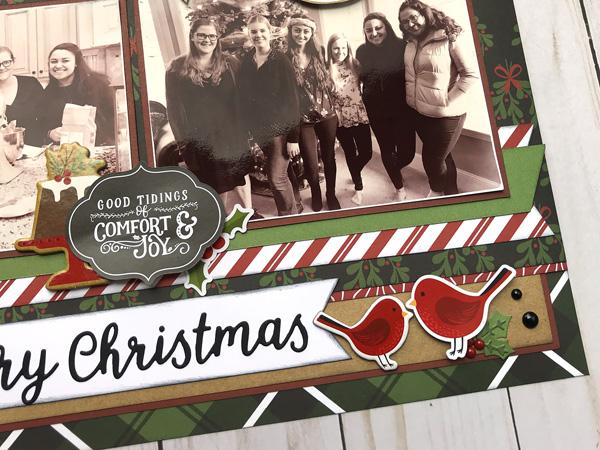 Jana Eubank Echo Park Paper Celebrate Christmas Layout 4 600