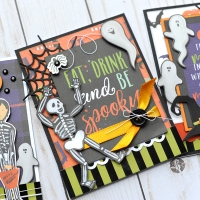 Echo Park Paper: A Trio of Hocus Pocus Cards