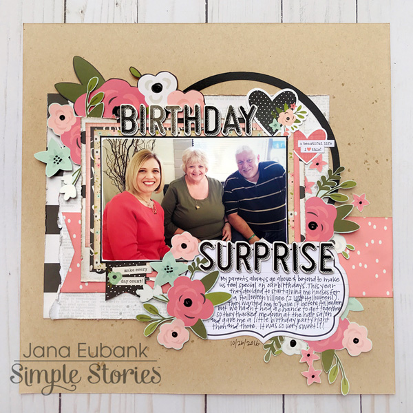 Jana Eubank Simple Stories Bloom Birthday Surprise Layout 1 600