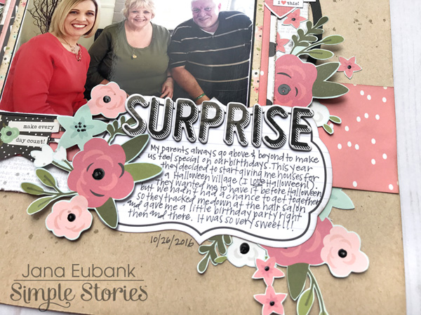 Jana Eubank Simple Stories Bloom Birthday Surprise Layout 4 600